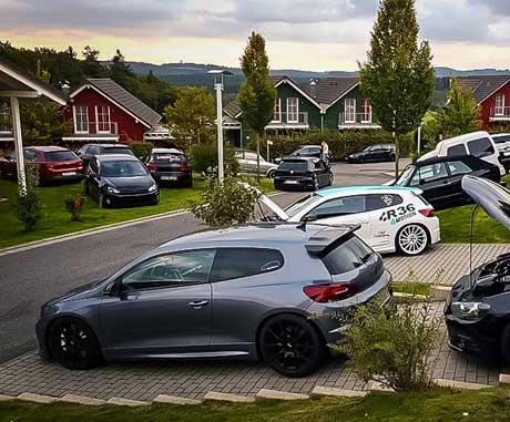VAG am Ring Event